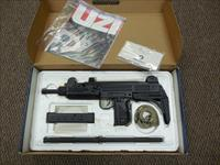 UZI MODEL A BY ACTION ARMS UNFIRED IN BOX
