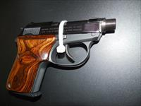 CUSTOM BERETTA MODEL 3032 TOMCAT .32 ACP PISTOL SUPRESSOR-READY WITH THREADED BARREL