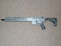 "SIG SAUER MCX ""VIRTUS"" TACTICAL CARBINE IN 5.56 -- REDUCED!"