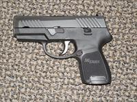 SIG SAUER P-320 SC (SUB COMPACT) 9 MM WITH STANDARD SIGHTS