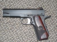 "DAN WESSON 1911 ""GUARDIAN"" BOBTAILED 9 MM PISTOL"