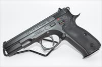 CZ MODEL 75 B SA 9MM PISTOL -- REDUCED!!!!