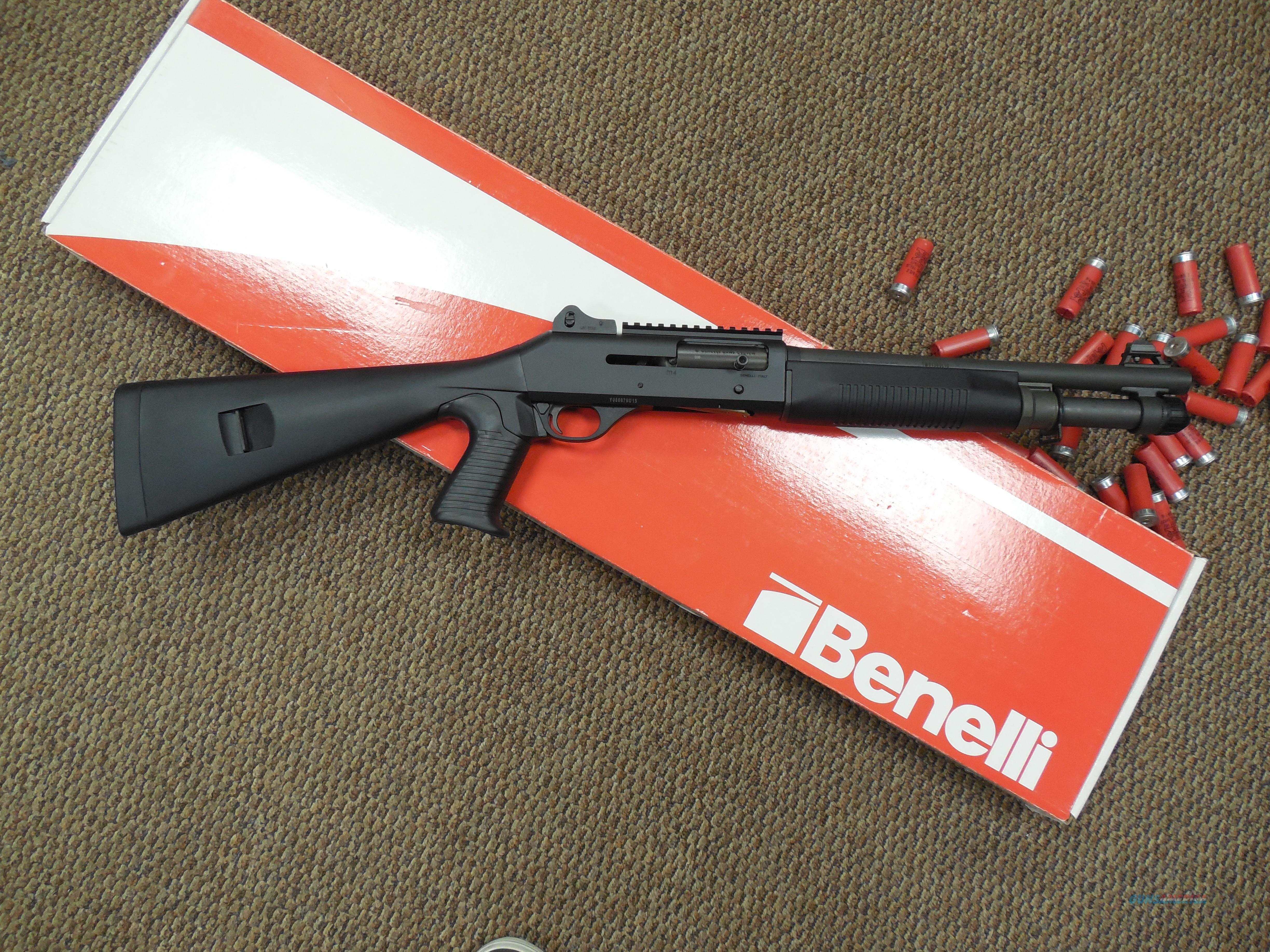 A1 Auto Sales >> Benelli M4 SEMI-AUTO 12 GA. TACTICAL ENTRY 14-I... for sale