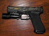AGENCY ARMS GLOCK 17 FULL CUSTOM 9 MM