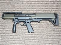 KEL-TEC 12 GA. KSG SHORT 12 GA. SHOTGUN (CLASS III) 10-SHOT WITH INTEGRAL FLASHLIGHT GRIP