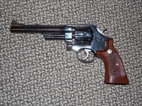 "S&W PRE-MODEL 24 ""FIVE-SCREW"" REVOLVER IN .44 SPECIAL WITH 6-1/2-INCH BARREL"