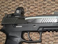 SIG SAUER P-320C WITH FACTORY-INSTALLED ROMEO 1 RMR SIGHT -- REDUCED!