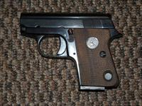 COLT JUNIOR .25 ACP PISTOL