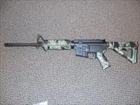 COLT M4 (LE6920) TACTICAL CARBINE WITH MAGPUL MOE TIGER STRIPE MATRIX CAMO FURNITURE