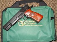 NIGHTHAWK'S BROWNING HI-POWER CUSTOM 9 MM
