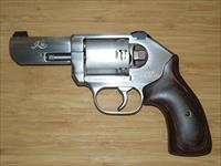 KIMBER K6S REVOLVER IN .357 MAGNUM WITH 3-INCH BARREL