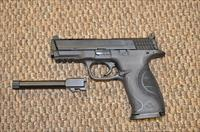S&M MODEL M&P-9 PERFORMANCE CENTER PORTED AND 2 BARRELS -- REDUCED!!!!!