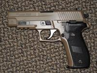 "SIG SAUER MK 25 ""NAVY SEAL"" 9 MM PISTOL IN FDE"