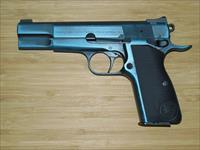 NIGHTHAWK CUSTOM BROWNING HI-POWER -- VERY SCARCE