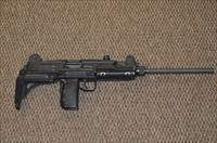 UZI BY ACTION ARMS MODEL A 9 MM CARBINE -- REDUCED FOR HOLIDAYS