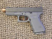 "GLOCK 19 ""VICKER'S"" EDITION WITH ZEV TRIGGER AND ZEV THREADED BARREL"