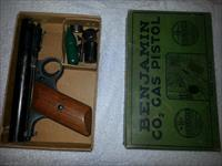 "BENJAMIN ""FRANKLIN"" Mod. 250 CO2 Gas Pellet Pistol .177 Cal."