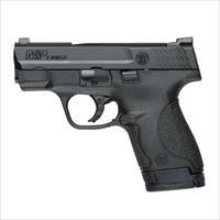 M&P®9 Shield™ Tritium Night Sights - No Thumb Safety