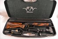 Blaser R8 – Jaeger Special Black Edition - .270/.300 WIN MAG KIT