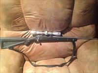 Ruger 77/22 All Weather skeleton frame .22 mag