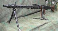 MG42 Full Metal Replica Machine Gun