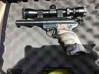 Ruger Mark III, Target, 22LR, Modified