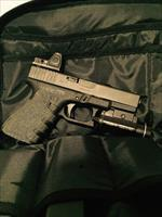 Gen 3 G23 w/rmr streamlight tlr-1 and 9mm conversion