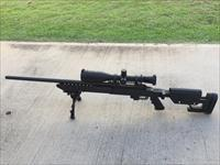 Savage 10 FCP with McRees Precision Aluminum Stock