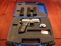SIG SAUER P229 357 SIG   TWO TONE