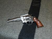 Ruger Redhawk 44 magnum Stainless steel