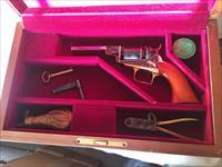 Gold Inlaid Master Engraved Colt 2nd Gen Baby Dragoon
