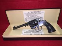 Colt US Army 38 Special (Built 1924)