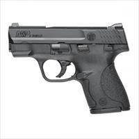 Smith and Wesson M&P Shield 9mm w/ thumb safety
