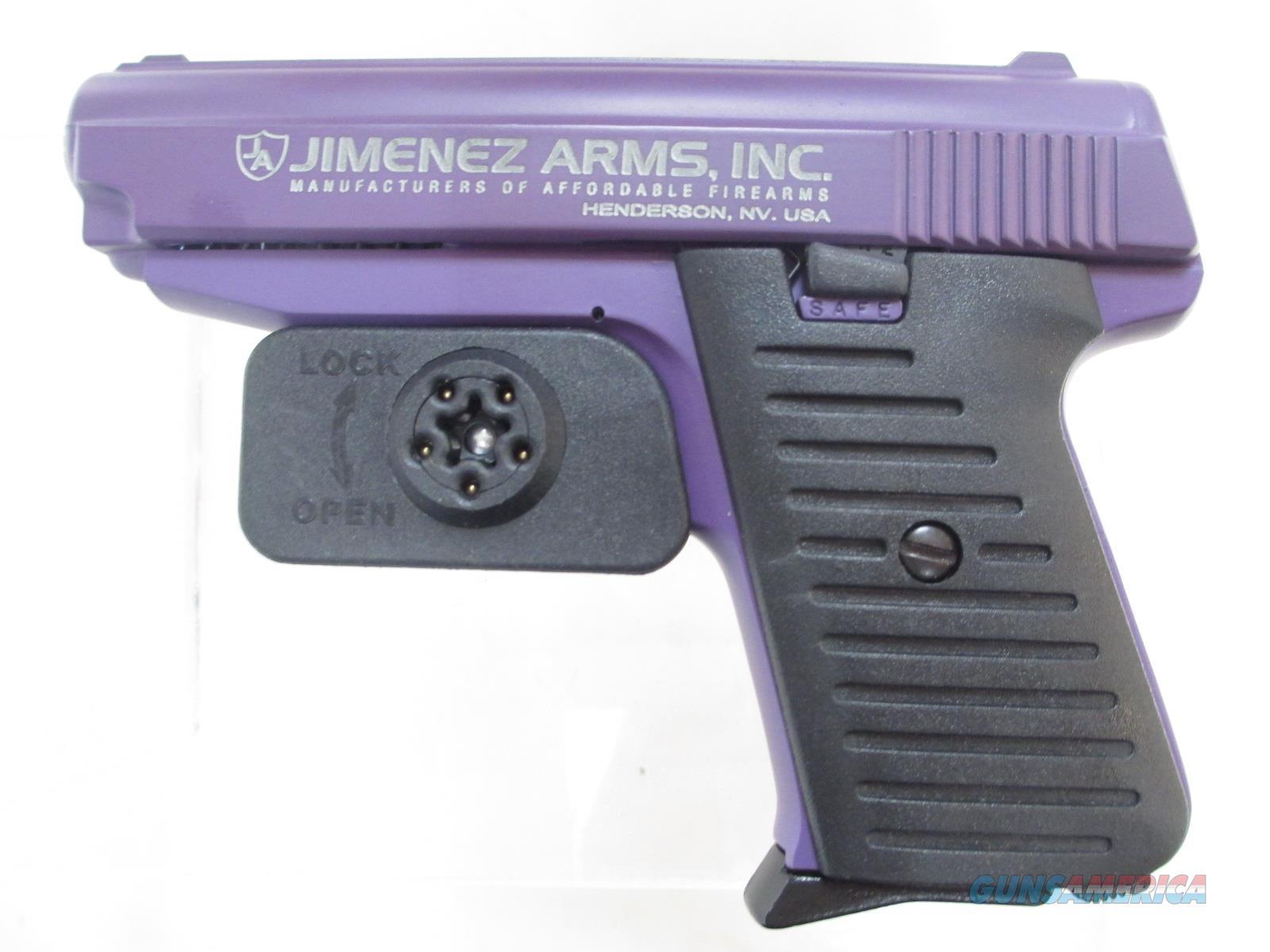 Jimenez Arms JA 380 Handgun  380 ACP