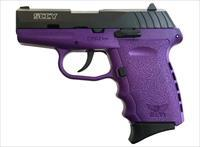 SCCY CPX-2 - CPX-2CBPU Handgun 9 MM