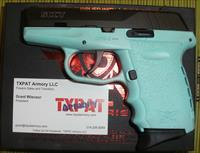 SCCY CPX-2 - TIFFANY BLUE 9MM - TWO 10 RD MAGS - NEW IN BOX W/TRIGGER LOCK - FAST $1.99 PRIORITY SHIPPING
