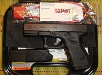 GLOCK 19 GEN 3 - NEW IN CASE WITH TWO 15 ROUND MAGS - FAST $13.99 PRIORITY SHIPPING - TXPAT ARMORY LLC