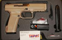 CANIK TP9SF DESERT TAN - W/2 18 RD MAGS, HOLSTER & MORE - TXPAT ARMORY - ALWAYS GREAT PRICES $9.99 PRIORITY SHIPPING