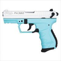 WALTHER PK380 - TIFFANY BLUE - $1.99 PRIORITY SHIPPING  - EASY SLIDE/ACTION FOR WOMEN & WEAKER HANDS - LADIES FAVORITE
