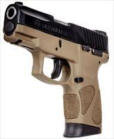 TAURUS PT111 G2 MILLENIUM - FDE FRAME BEAUTY - TWO 12 RD MAGS - 9MM CCW - FREE PRIORITY SHIPPING - TXPAT ARMORY LLC