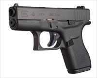 GLOCK 42 - NEW IN CASE - GREAT CCW - $4.99 PRIORITY SHIPPING - TXPAT ARMORY LLC