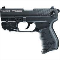 WALTHER PK380 - WITH FACTORY LASER - NEW IN CASE - FAST PRIORITY SHIPPING - EASY SLIDE/ACTION FOR WOMEN & WEAKER HANDS - LADIES FAVORITE
