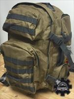 VISM Tactical Backpack Level IIIA Soft Body Armor Coyote Tan Survival Police Tactical Bulletproof $179