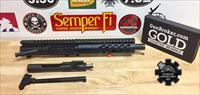 "7.5"" 5.56 Pistol/SBR Upper Custom Build NO FEES FREE SHIPPING  Pistol SBR milspec Short Barrel Upper AR"