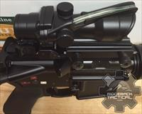 ACOG Style Fiber Optic Scope, Flat $7 shipping Trijicon Style ACOG 5.56 NOT Chinese European Made