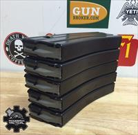 5 Pack AR 5.56 30 Round Black Teflon Mags Milspec Magpul D&H PSA Bravo Company FREE SHIPPING! NO CC FEES