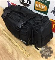 Colt Tactical 3 Day Battle Bag EDC $29 HD Black Nylon NO CARD FEES!! FREE SHIPPING!!