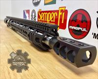 ".50 Beowulf 16"" AR Platform Complete Upper NO FEES ""BEAST"" Mode AR! not Alexander Arms FREE Ammo/Mag"