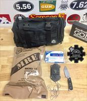 Colt Tactical Survival Bag Knife Light MRE 3 Day Battle Bag Survival MRE Firestarter Compass