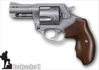 CHARTER ARMS LEW HORTON EXCLUSIVE-BACKPACKER II-LIMITED EDITION .44 Special